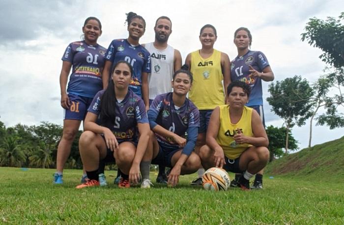 Paraíso EC enfrenta dificuldades em preparação para o Brasileiro Feminino A2
