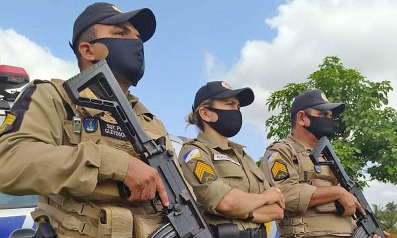 Polícia Militar do Tocantins passa a ter status de Secretaria de Estado após Lei Complementar
