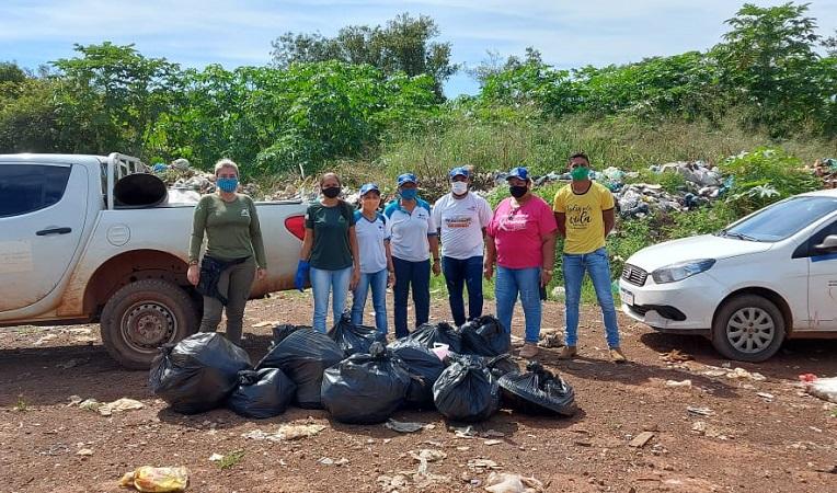 Portos de Araguacema recebem ação de sensibilização em atenção ao Dia Mundial da Saúde