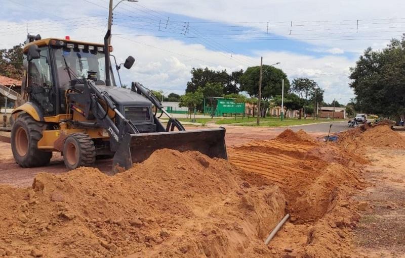 ATS entrega nova Rede de Distribuição de Água no município de Centenário TO