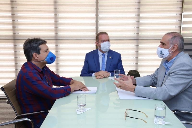 A pedido do deputado Osires Damaso, Governo instalará leitos de UTI em Paraíso