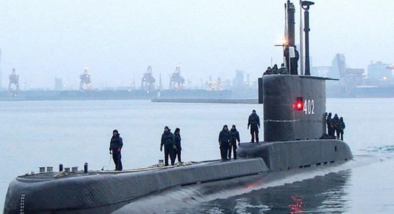 Indonésia localiza submarino que havia sumido e confirma a morte dos 53 tripulantes