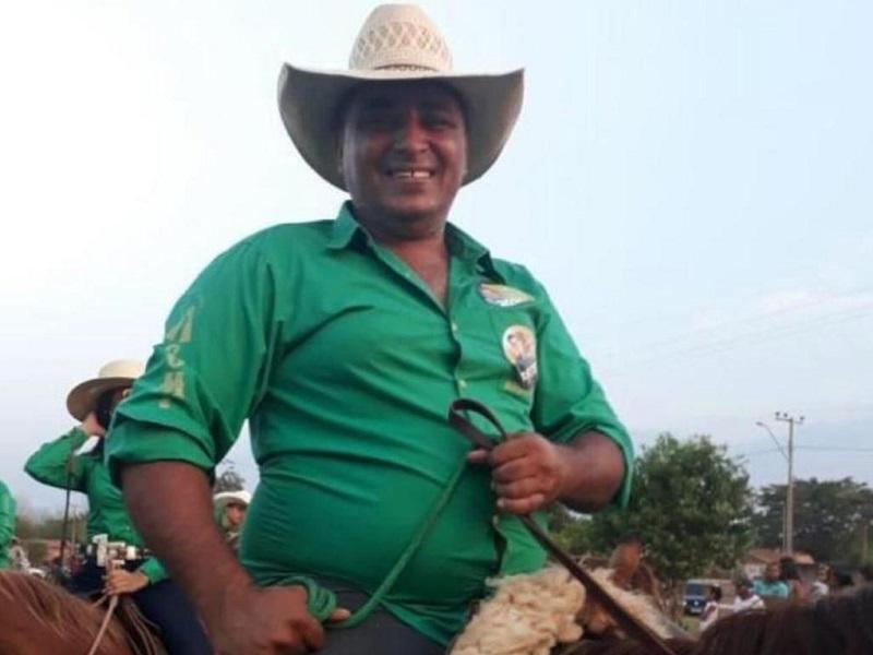 Morre aos 48 anos, Vandegildo Benício, ex-vereador de Monte Santo-TO