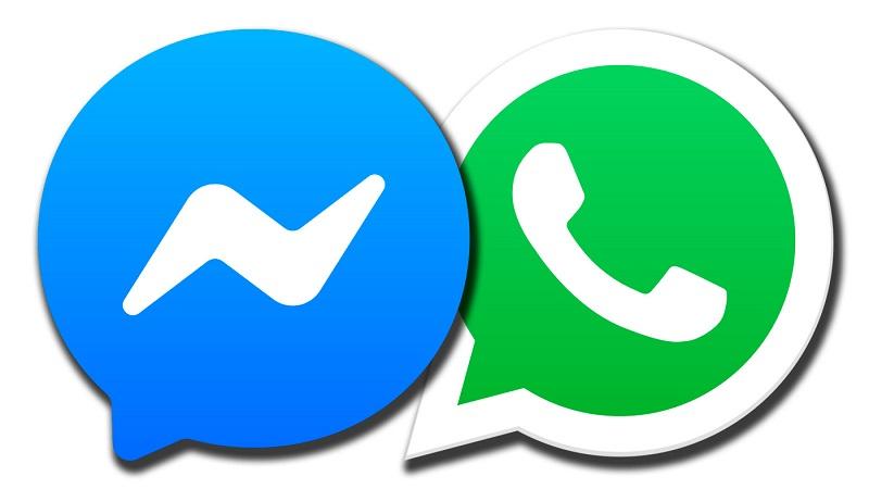 WhatsApp também será integrado ao Facebook Messenger