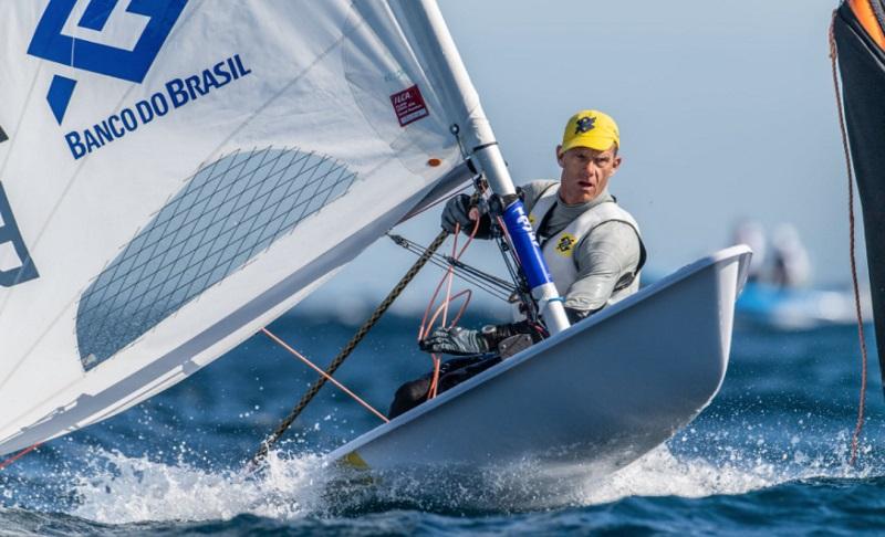 Robert Scheidt garante estar pronto para brigar pela sexta medalha olímpica