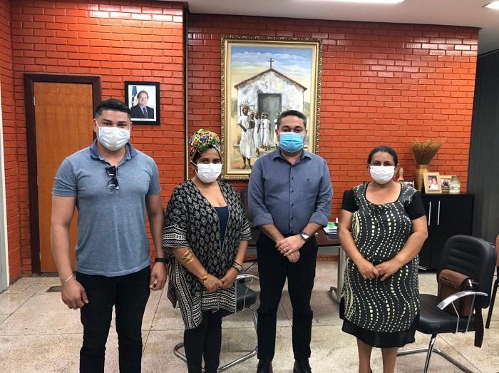 Adetuc recebe visita da chef Ruth Almeida que busca apoio para implantação de projeto gastronômico no Estado