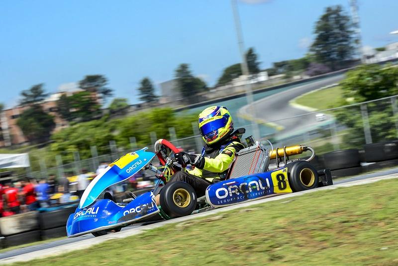 Kartódromo de Interlagos recebe 2ª etapa da Copa São Paulo Light de Kart