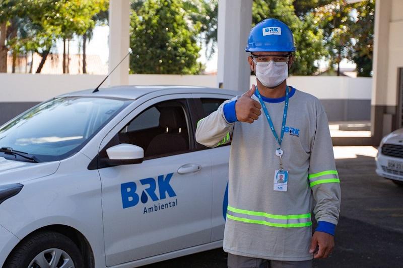 BRK Ambiental lança plataforma para cadastro de currículos e contratação de profissionais