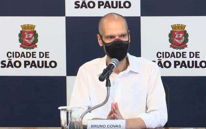 Bruno Covas recebe alta da UTI, mas segue internado em São Paulo