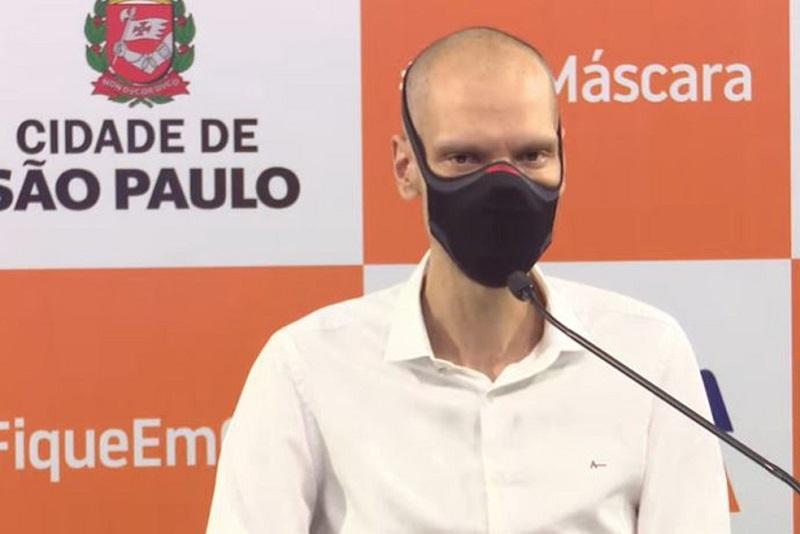 Bruno Covas é intubado em UTI após sangramento no estômago