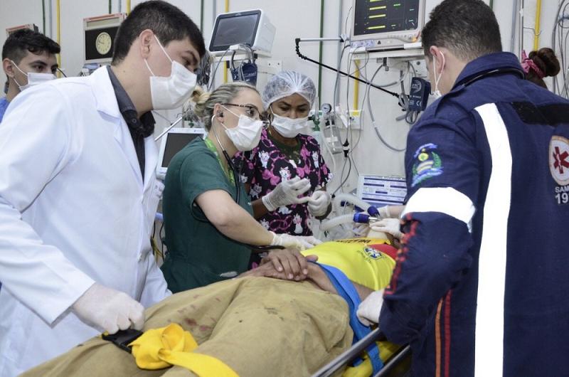 HGP oferece capacitações aos profissionais de saúde do Pronto-Socorro