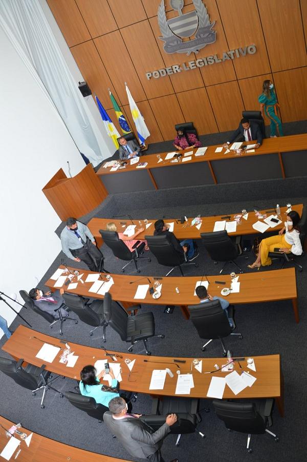 Câmara de Palmas retornará com a realização de sessões três vezes por semana