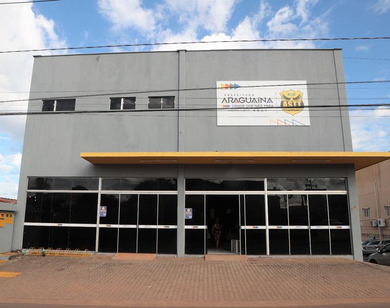 ASTT de Araguaína atenderá em novo endereço