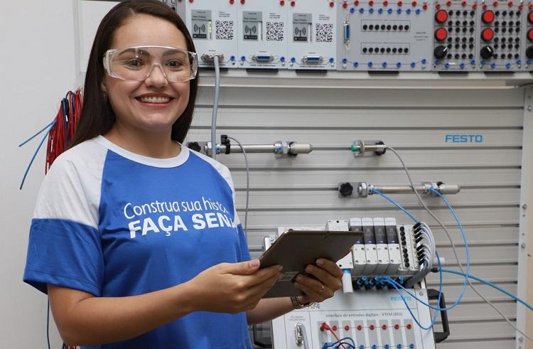 SENAI de Araguaína e posto avançado de Xambioá ofertam 240 vagas em cursos técnicos