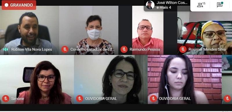 Controladoria promove diálogo sobre o papel da ouvidoria e do controle social com conselhos de políticas públicas