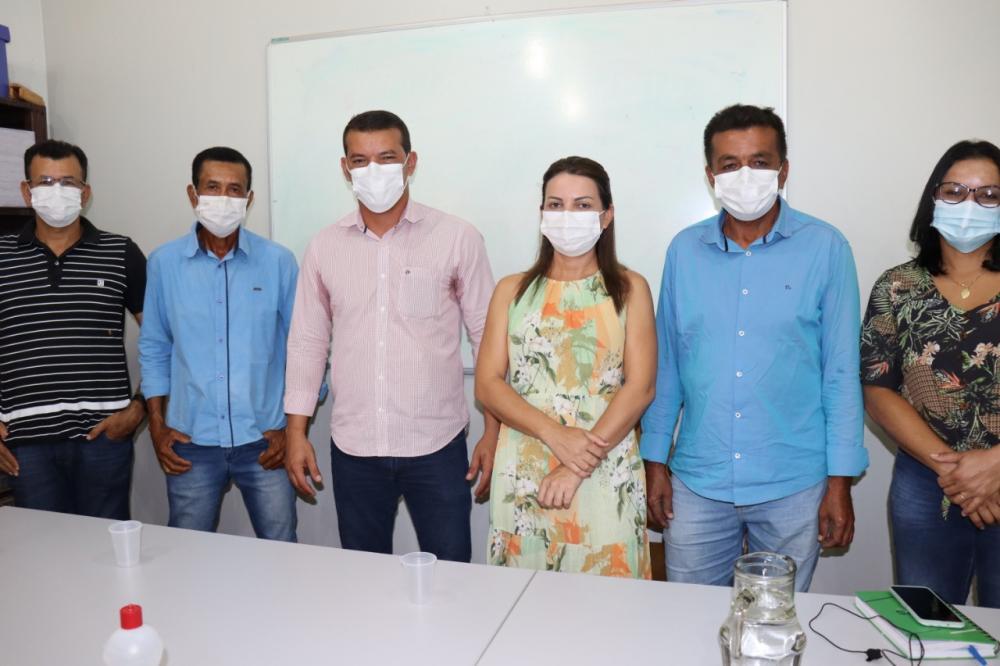 Idalina Piagem assume Secretaria de Saúde de Marianópolis