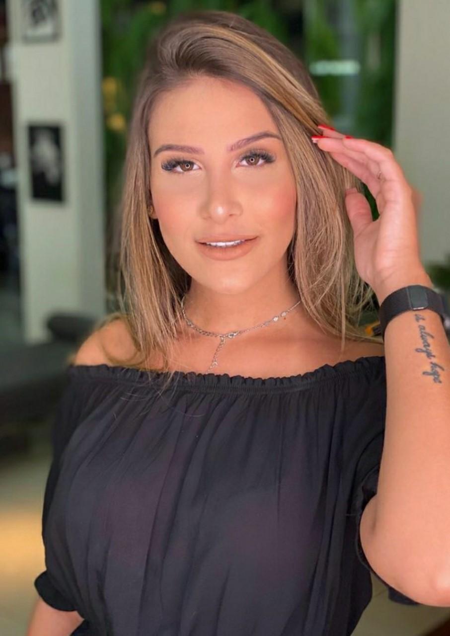 Isabelle Moreira faz sucesso nas redes sociais com mais de 70 mil seguidores