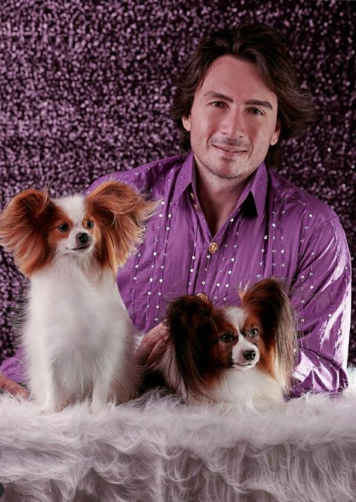 João Paulo de Costa faz sucesso como handler e criador de cachorros da raça Papillon
