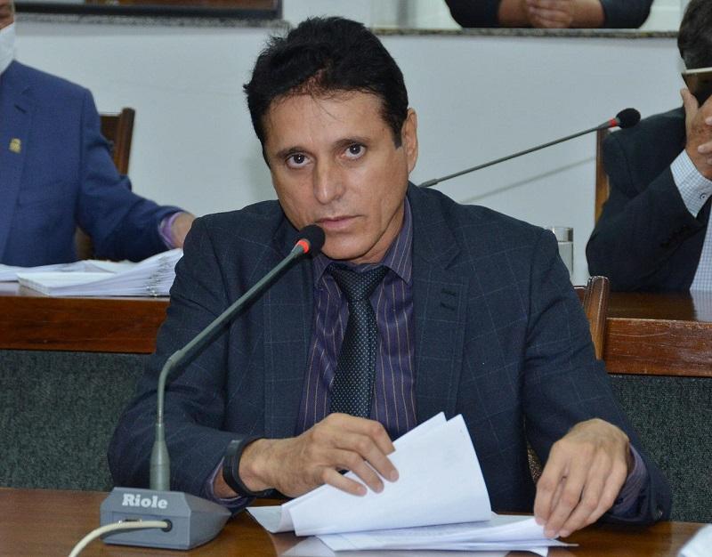 Nilton Franco apresenta requerimentos para recuperação de várias rodovias da região do Vale do Araguaia