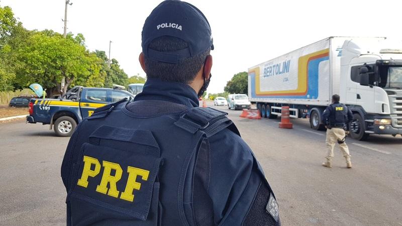 Suspeito de escapar de abordagem da PRF em Paraíso é investigado pela Polícia Federal