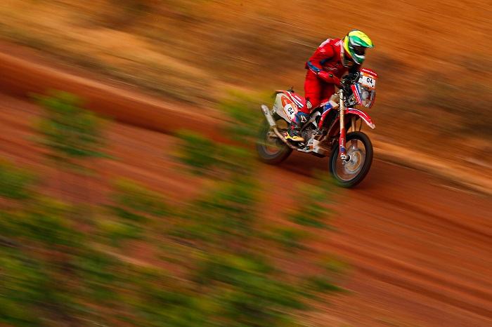 Equipe Honda Racing de Rally avalia roteiro do Sertões 2021