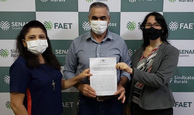 Convênio vai permitir que SENAR leve tecnologias da Embrapa a produtores assistidos