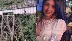 Jovem de 25 anos morre ao pular de ponte por engano; ela interpretou errado o sinal do namorado