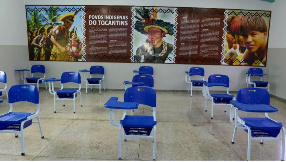 Volta às aulas no formato híbrido: como será o 2º semestre nas escolas de Palmas