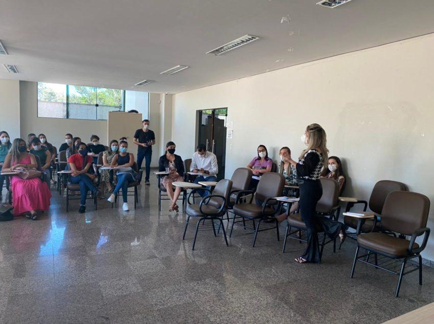 Residentes de Enfermagem Obstétrica da Fesp participarão da vacinação de gestantes e puérperas em Palmas