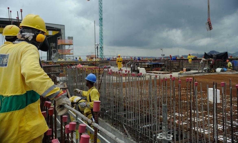 Indústria da construção civil deve crescer 4% este ano, prevê CBIC