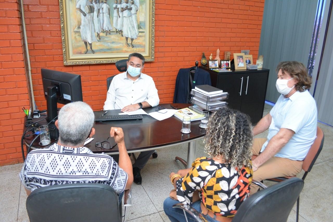 Presidente da Adetuc ouve demandas dos representantes da Fecart e pauta ações de impulsionamento do artesanato tocantinense