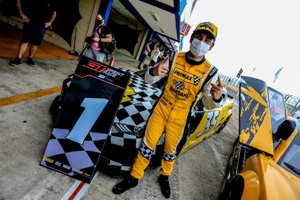 Pedro Aizza viaja a Cascavel para defender a liderança geral da GT Sprint Race