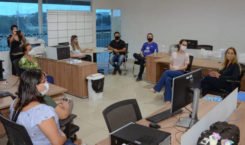 Prefeitura de Palmas participa do lançamento do Plano Nacional de Fortalecimento das Residências em Saúde