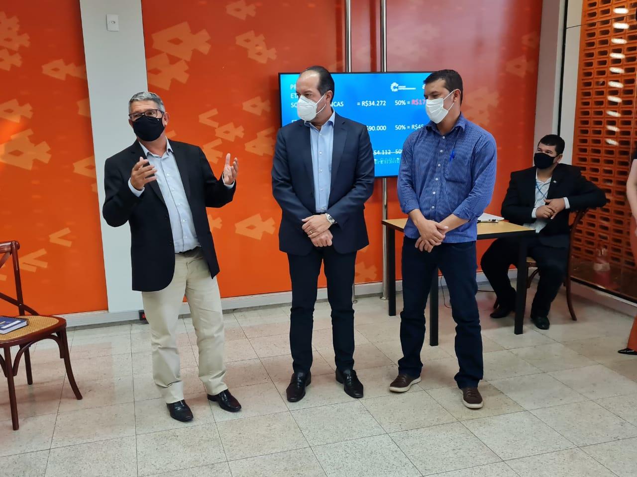 Prefeitos do Vale do Araguaia sinalizam parceria com Cidade Empreendedora