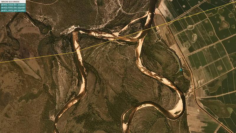 MPTO aponta nível crítico na bacia do rio Formoso e pede a suspensão das licenças para captação de água