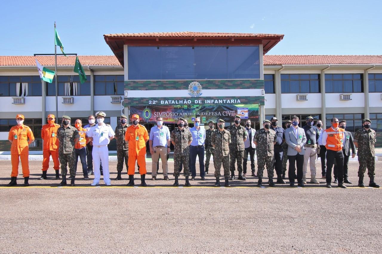 Simpósio do Exército Brasileiro enfatiza Apoio à Defesa Civil
