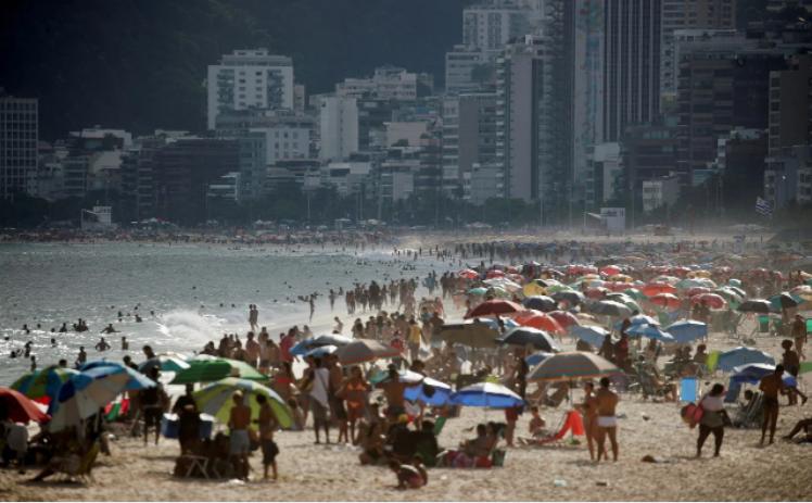 Turismo doméstico deve voltar ao nível pré-pandemia no final do ano