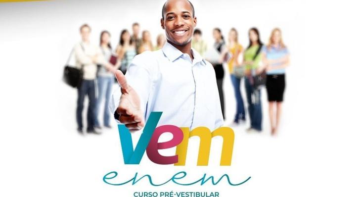 Prefeitura de Palmas prorroga até o dia 23 prazo de inscrição para processo seletivo Vem Enem
