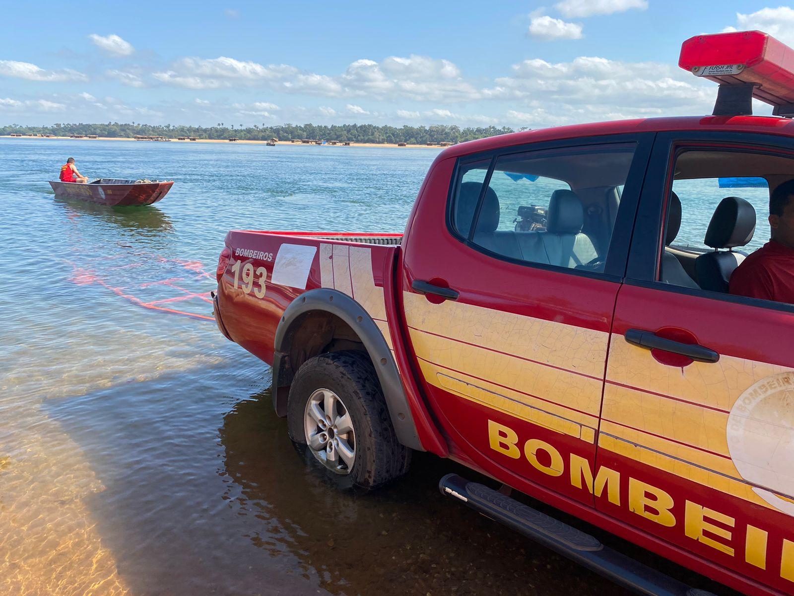 Praia Norte registra novo afogamento e casos de morte chegam a 46 no Tocantins