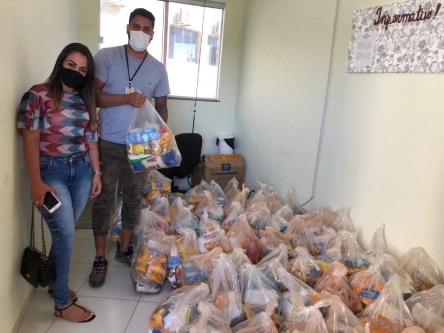 Governo do Tocantins entrega kits de alimentos destinados à classe artística e cultural em vários munícipios tocantinenses