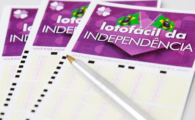 Aprenda como apostar online na Lotofácil da Independência