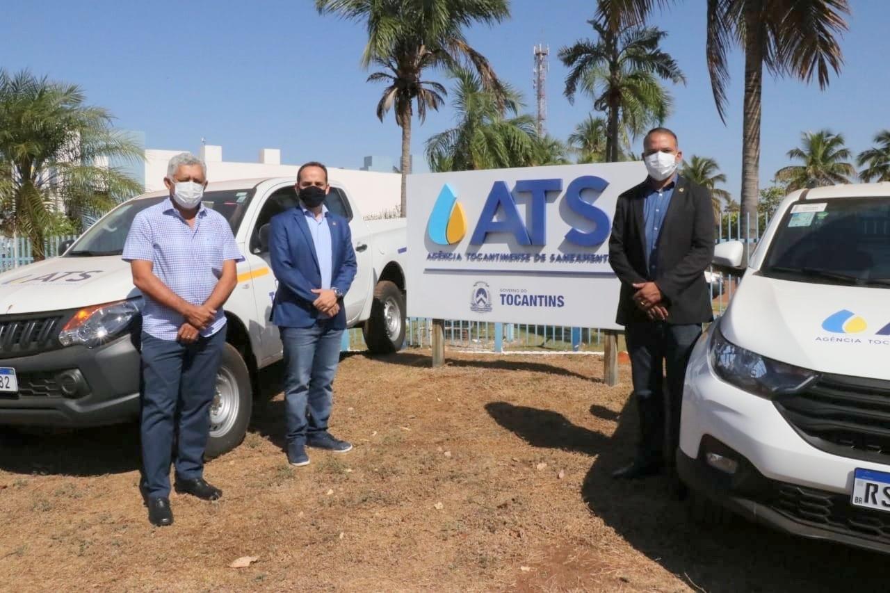 ATS conta com nova frota de veículos para atender os 46 municípios concessionários