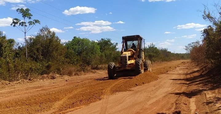 Governo do Tocantins executa obras e serviços estratégicos no Vale do Araguaia