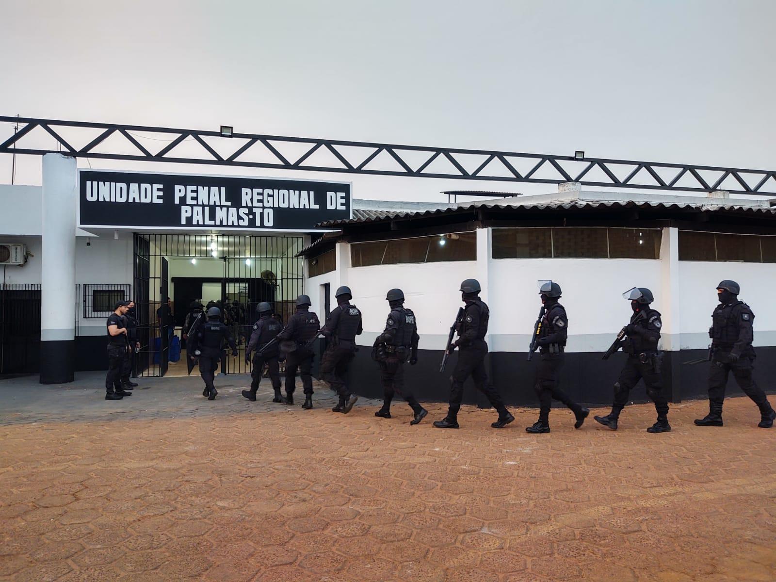 Gaeco e forças de segurança realizam operação em seis cidades para desarticular núcleo do PCC que atuava no tráfico de drogas