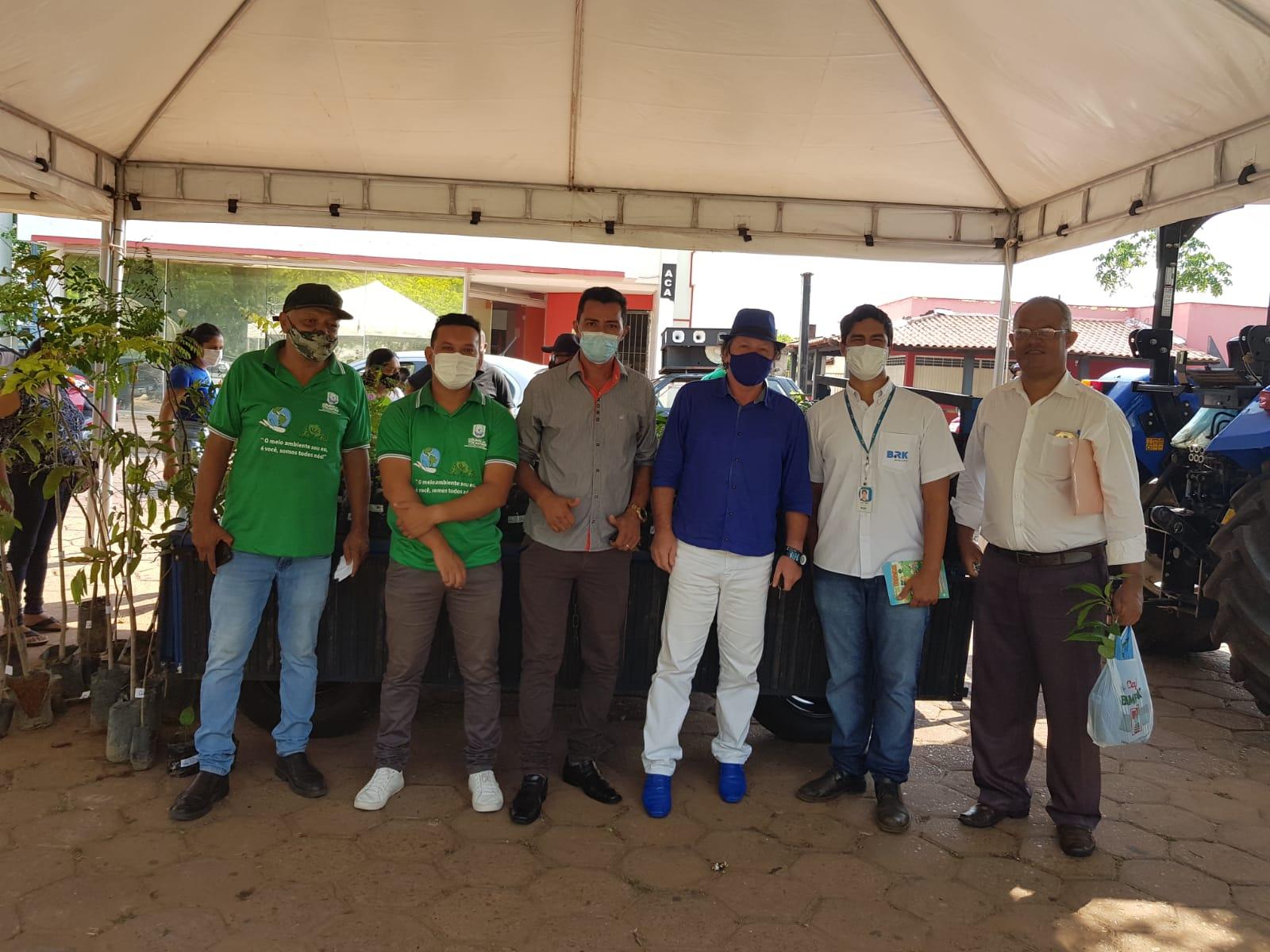 BRK Ambiental participa da programação da Semana da Árvore em Colinas