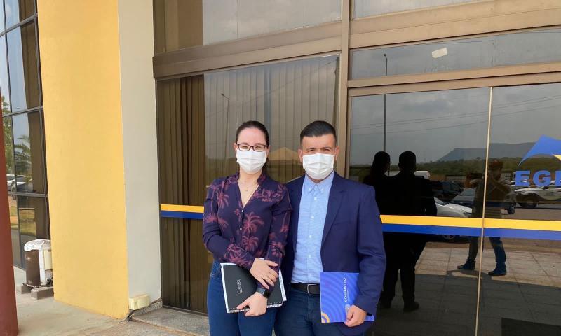 Secretário de Saúde de Paraíso participa de reunião do Cosems e CIB em Palmas