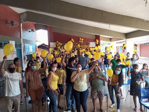 Saúde de Caseara promove Semana de Prevenção ao Suicídio