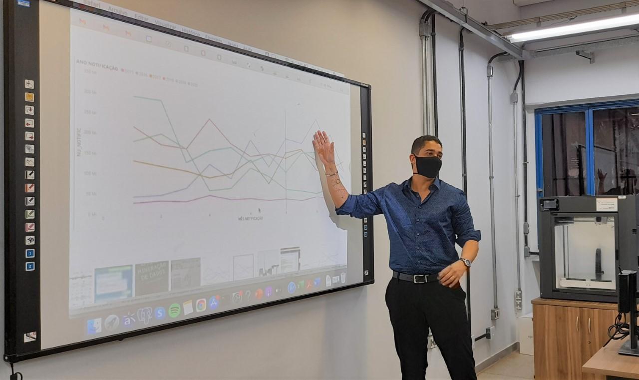 Cientistas tocantinense desenvolvem uma ferramenta inovadora aplicando inteligência artificial para análise e controle da hanseníase