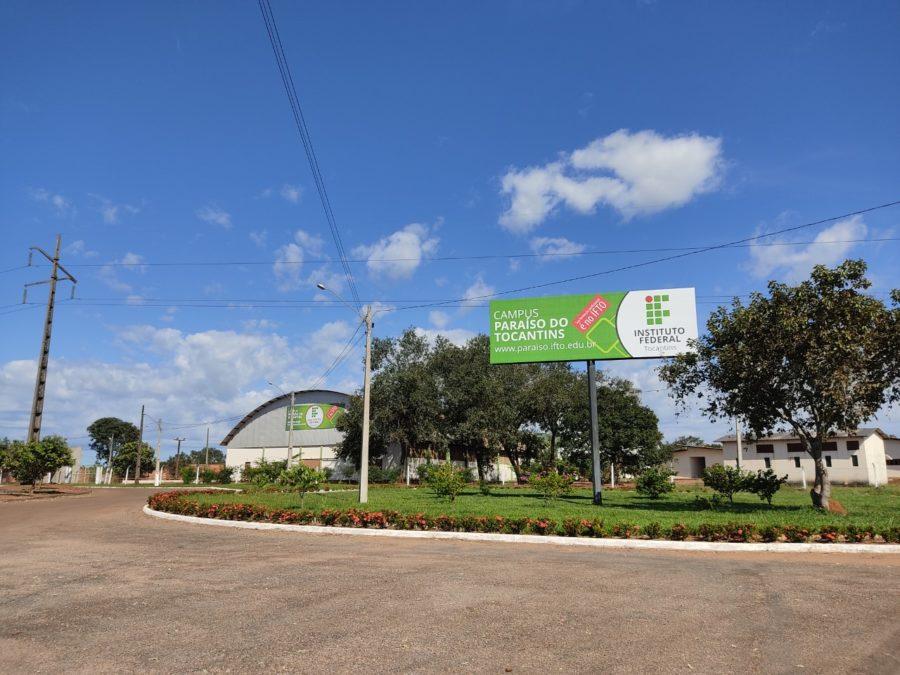 IFTO abre nova seleção para concessão de auxílio financeiro a estudantes no Campus Paraíso do Tocantins