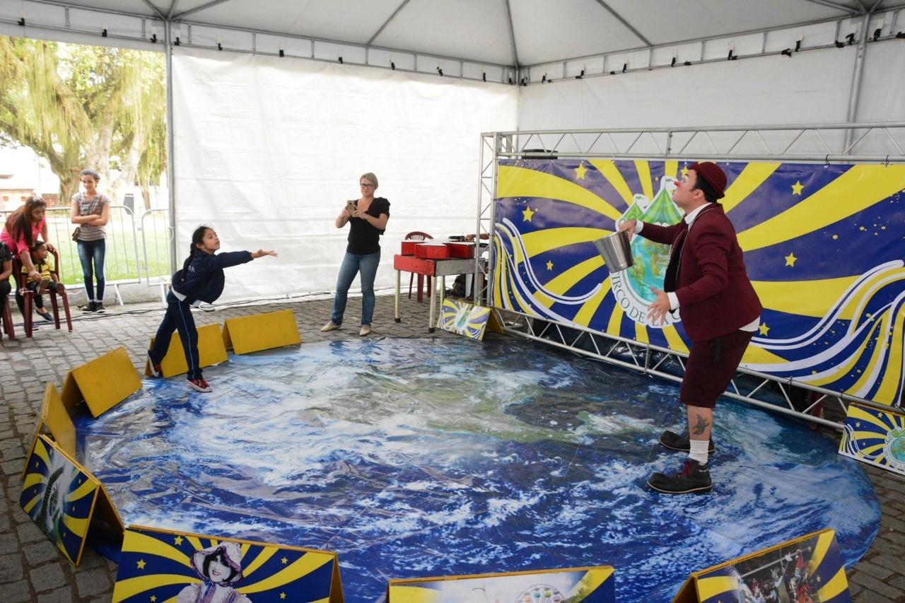 Circo De La Costa é presença confirmada em Itaboraí